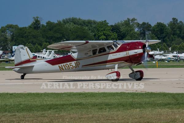 N195JP - 1951 Cessna 195