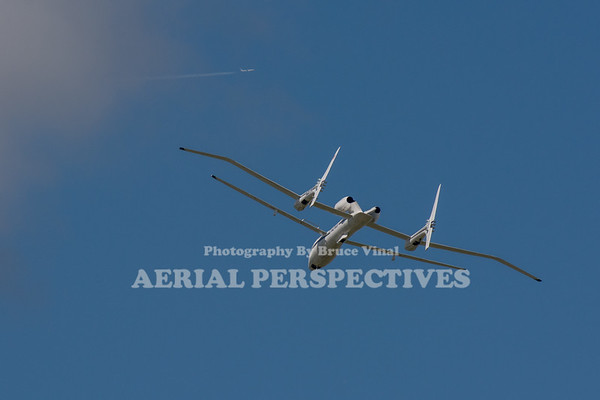 N281PR - 1998 Scaled Composites 281 Proteus