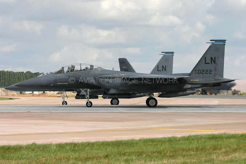 97-0222 | McDonnell Douglas F-15E | United States Air Force