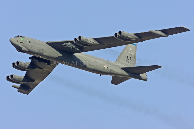 60-0012 | Boeing B52H Stratofortress | United States Air Force