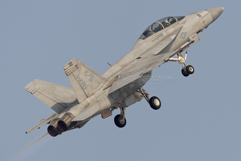 McDonnell Douglas F/A-18F   United States Navy