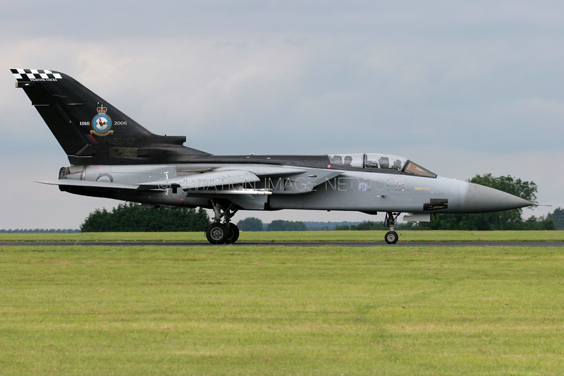 ZE887 | Panavia Tornado F.3 | Royal Air Force