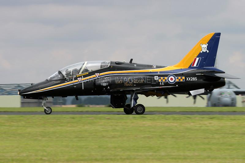 XX285   British Aerospace Hawk T.1A   Royal Air Force