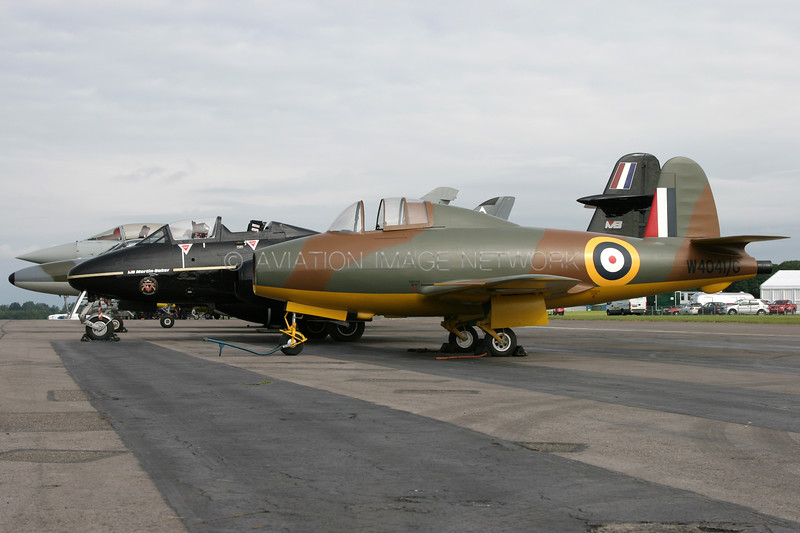 W4041 | Gloster E.28/39 | Royal Air Force