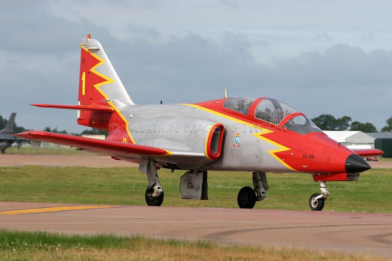 E.25-28   CASA 101EB   Spanish Air Force