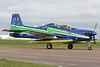 FAB 1308 | Embraer T-27 Tucano | Força Aérea Brasileira
