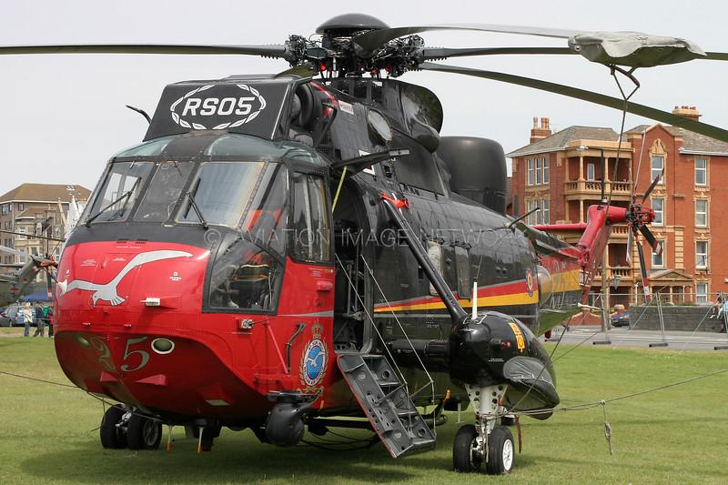 RS-05 | Westland WS-61 Sea King Mk48 | Belgian Air Force