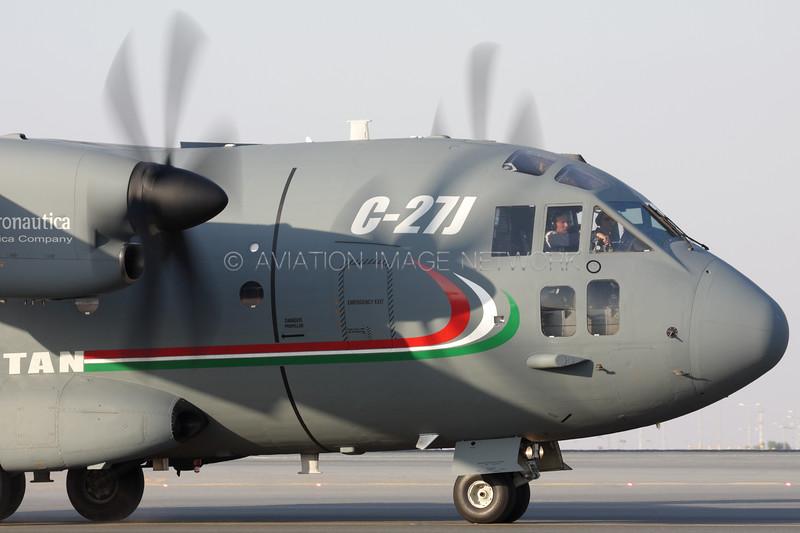 C.S. X62127 | C-27J Spartan | Alenia Aermacchi