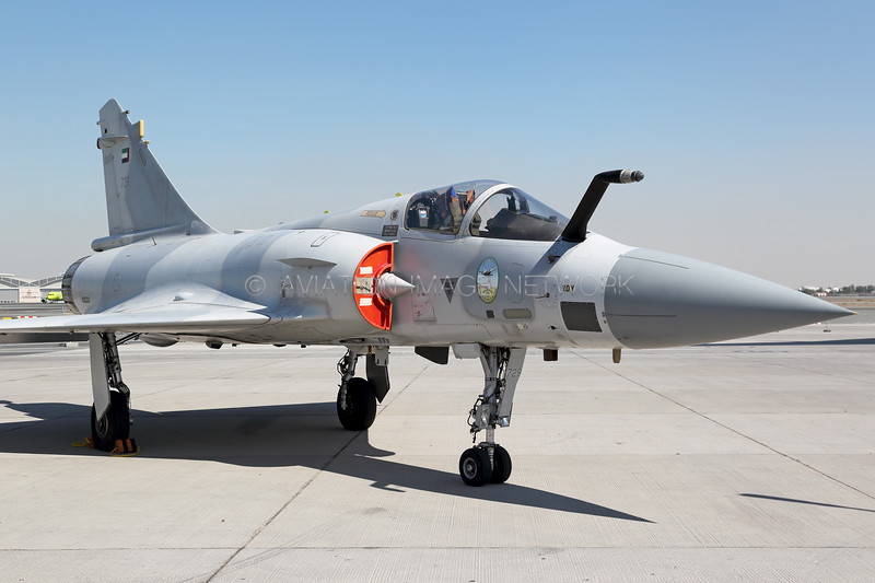 729 | Dassault Mirage 2000-9 | U.A.E. Air Force