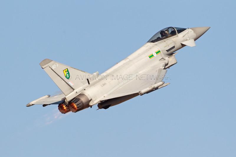 ZJ941 | Eurofighter Typhoon FGR.4 | Royal Air Force