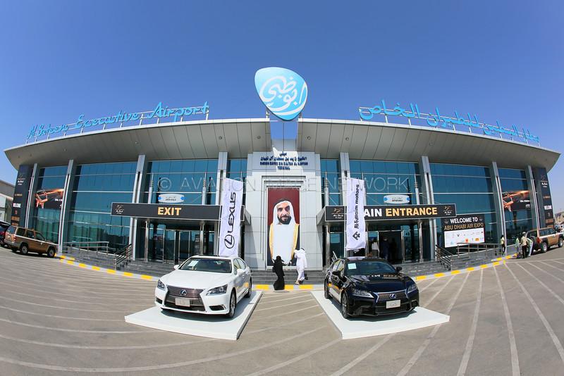 Al Bateen Executive Airport Terminal