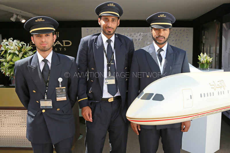 Etihad Airways Emirati Flight Crew