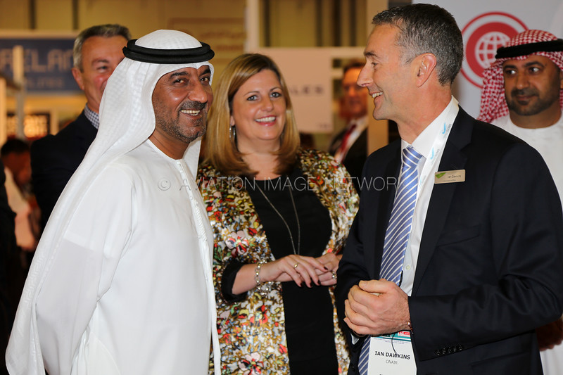 HH Sheikh Ahmed bin Saeed Al Maktoum | Chairman and Chief Executive | Emirates Airline and Group