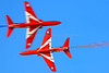 The Red Arrows Aerobatic Team