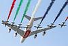 A6-EEO | Airbus A380-861 | Emirates | Al Fursan Aerobatic Team