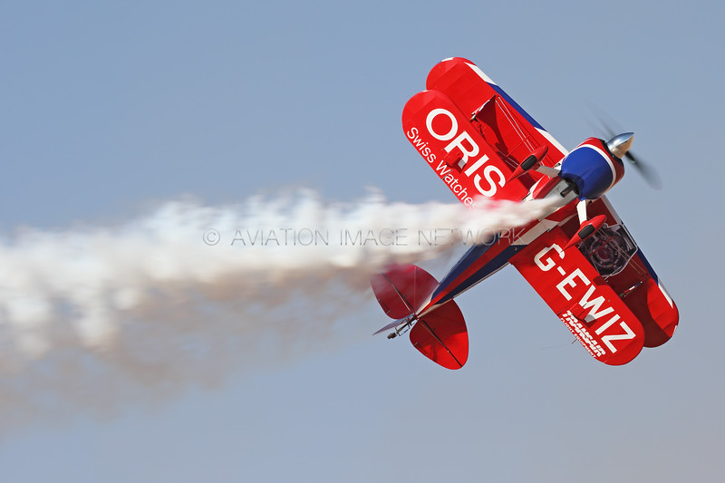 G-EWIZ | Pitts S-2S Special | Rich Goodwin Airshows