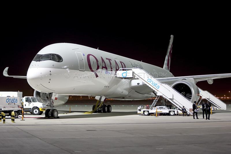 A7-ALF | Airbus A350-941 | Qatar Airways