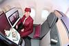The new Qatar Airways Qsuite