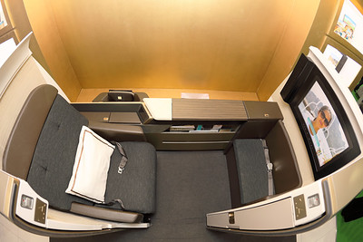Oman Air New First Class Seat