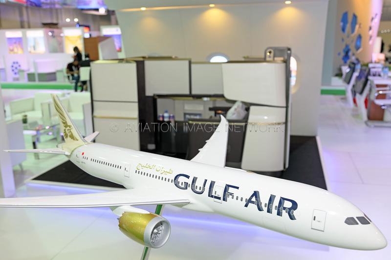 Gulf Air New Business Class Seat