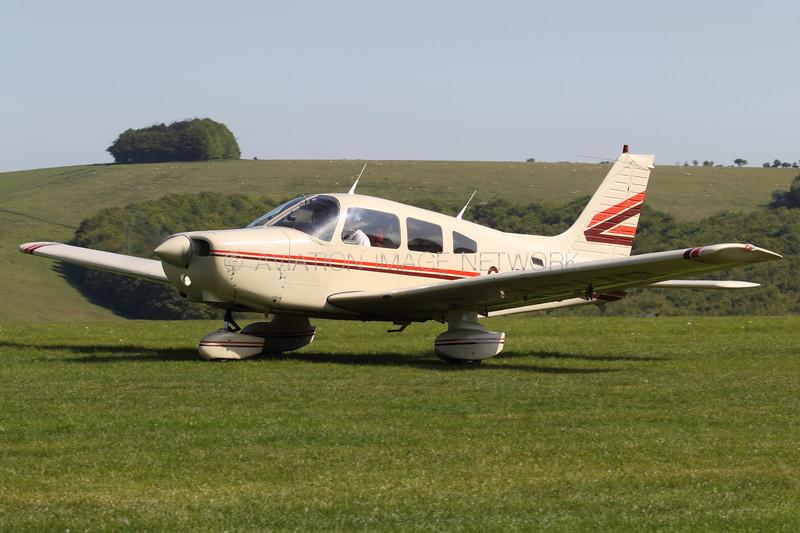 G-BRUB | Piper PA-28-161 Cherokee Warrior II | Flytrek Ltd