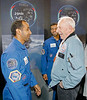 Hazza Al Mansouri | UAE Astronaut & Al Merrill Worden | American Astronaut (RIP)