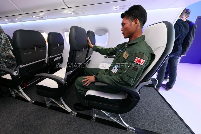 SpaceJet M90 | Mitsubishi Aircraft Corporation