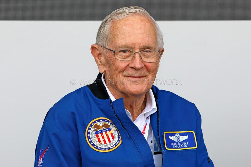 "Charles Moss ""Charlie"" Duke | American Retired Astronaut"