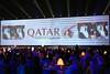 Qatar Airways Airbus A350 VIP Gala Dinner