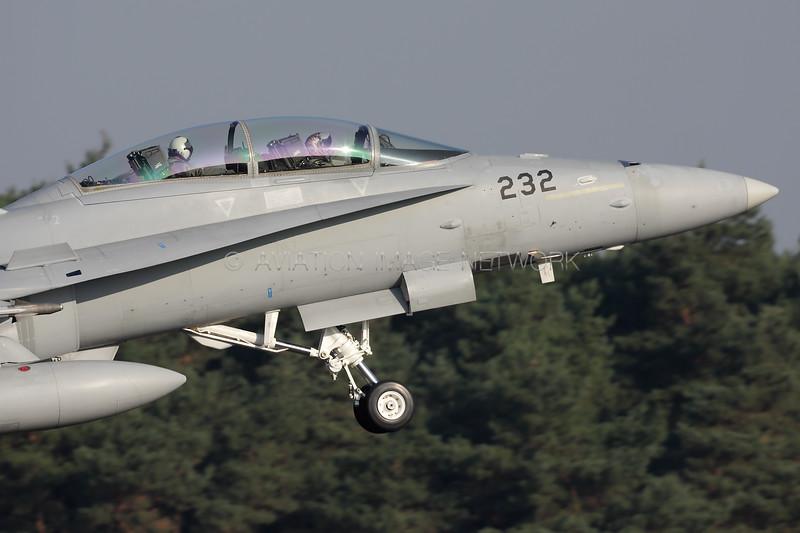 J-5232   McDonnell Douglas F/A-18D Hornet   Swiss Air Force