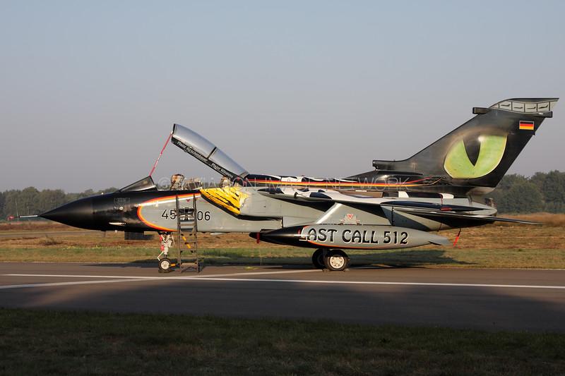 45+06   Panavia Tornado IDS   German Air Force
