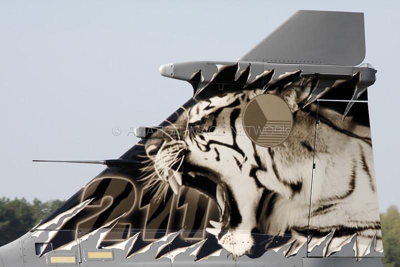 9237 | Saab JAS-39C Gripen | Czech Republic Air Force