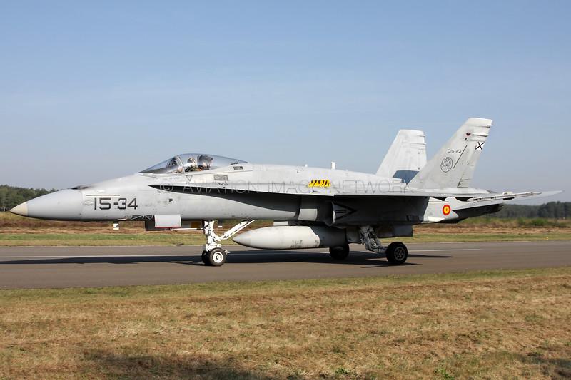 C.15-64 | McDonnell Douglas EF-18A+ | Spanish Air Force