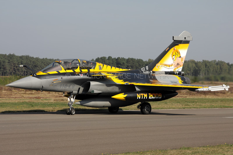 304 | Dassault Rafale B | French Air Force