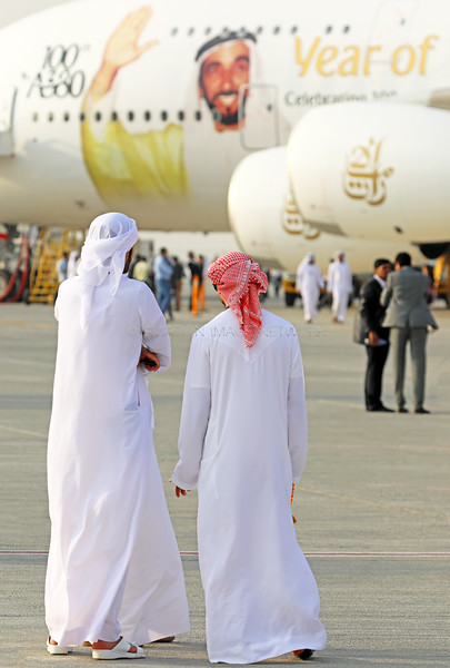 Emirati Trade Visitors