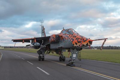 RAF Cosford  Nightshoot 08-03-18