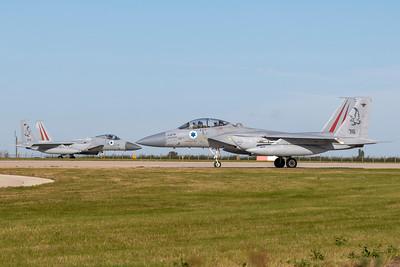"Ex "" Cobra Warrior "" RAF Waddington"