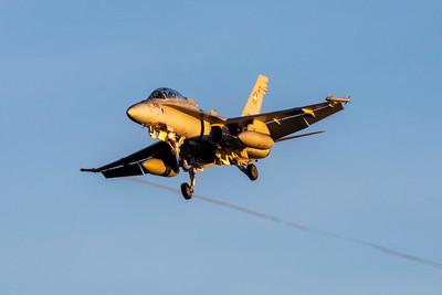 Ex Yorknite 19 RAF Leeming Swedish Hornets 18-11-19