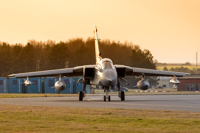 Marham Tornado Flypast 19-02-19