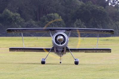 Vintage Airshow Shuttleworth 01-09-19