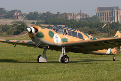 1002 Pingouin II, Nord, Shoreham, Shoreham 2005, aircraft, airshow