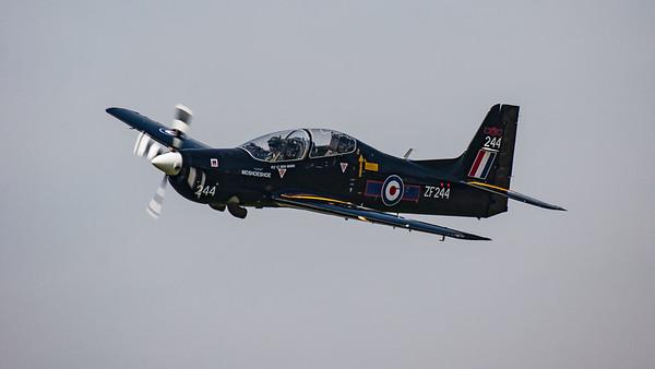 MOSHOESHOE, Shoreham, Shoreham 2005, Short, Tucano T.1, ZF244, aircraft, airshow