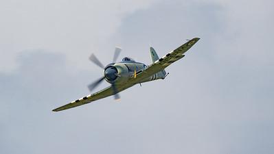 Hawker, RNHF, Royal Navy Historic Flight, Sea Fury, Sea Fury FB.11, Shoreham, Shoreham 2005, VR930, aircraft, airshow