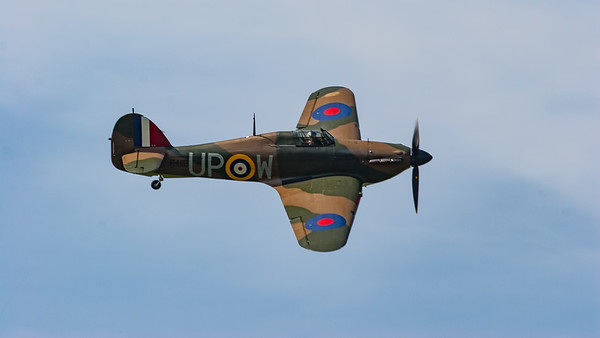 Hawker, Hurricane, Hurricane MK 1, R4118, Shoreham, Shoreham 2005, aircraft, airshow