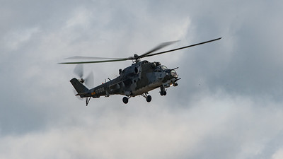 0788, Czech Air Force, Hind, Mi-24V, Mil, RIAT 2007