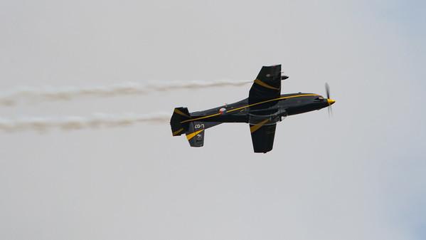 L-07, PC-21, Pilatus, RIAT 2007, Royal Netherlands Air Force