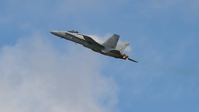 Boeing, F/A-18, F/A-18C, Finnish Air Force, HN-432, Hornet, RIAT 2007