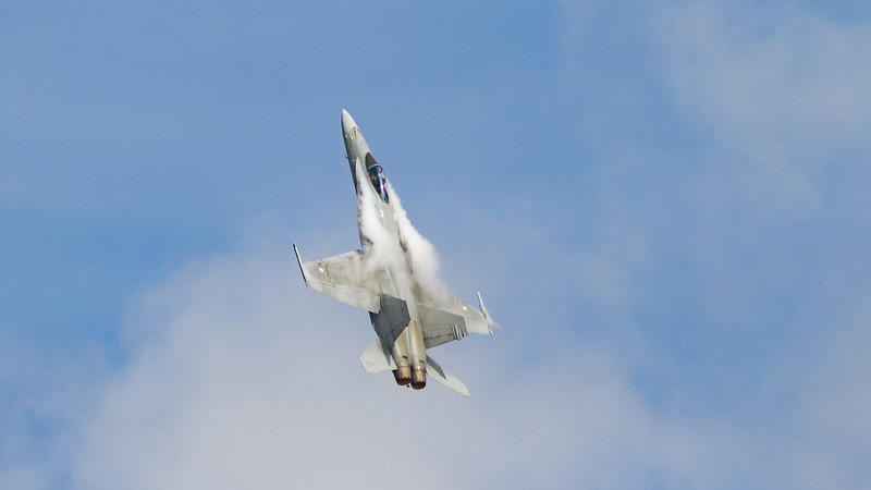 Boeing, F/A-18, F/A-18C, Finnish Air Force, HN-432, Hornet, RIAT 2007