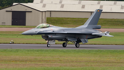 Belgium Air Force, F-16 Fighting Falcon, F-16AM, FA-131, Lockheed Martin, RIAT 2007, Viper
