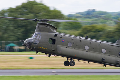 Boeing, Chinook, Chinook HC2, RAF, RIAT 2007, Royal Air Force, ZA705